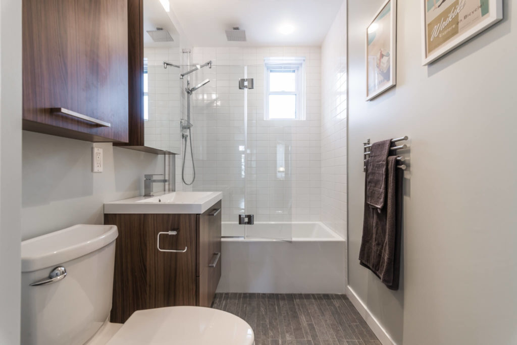 Rénovation salle de bain sur Paris 10